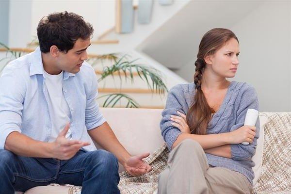 Доверительные взаимоотношения с мужем