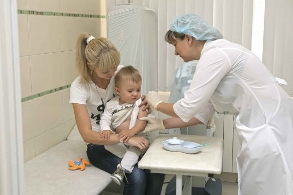 Вакцинация перед путешествием за границу