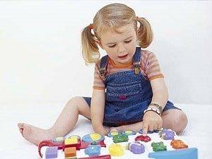 Внимательность в дошкольном возрасте.