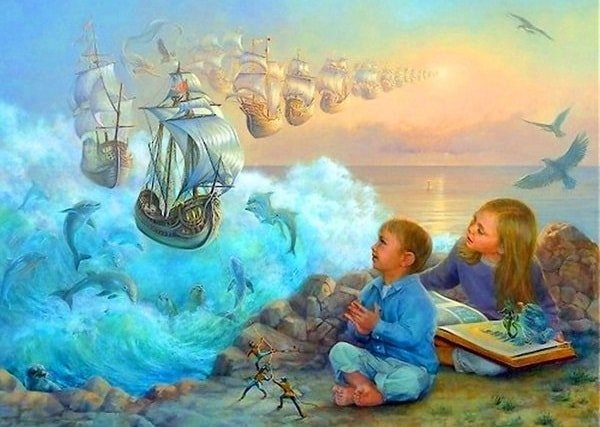 Воображение в дошкольном возрасте.
