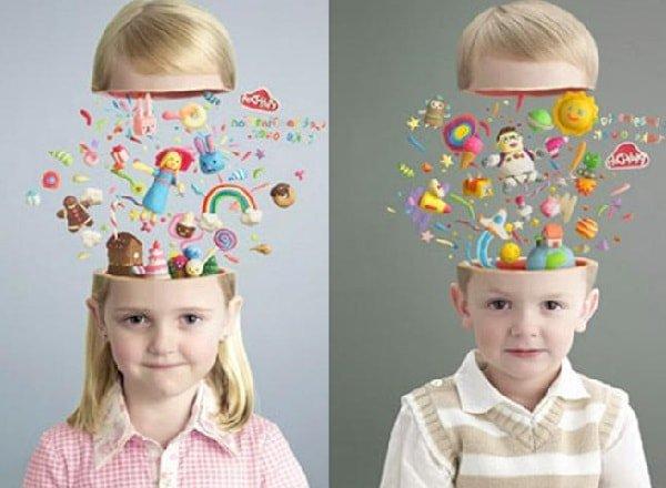 Воображение в дошкольном возрасте