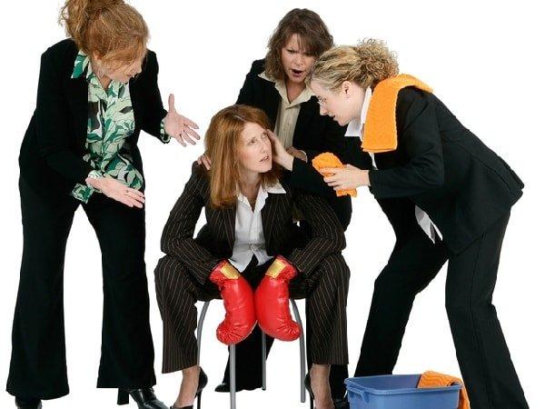 Жесткие тренинги со стрессовой ситуацией