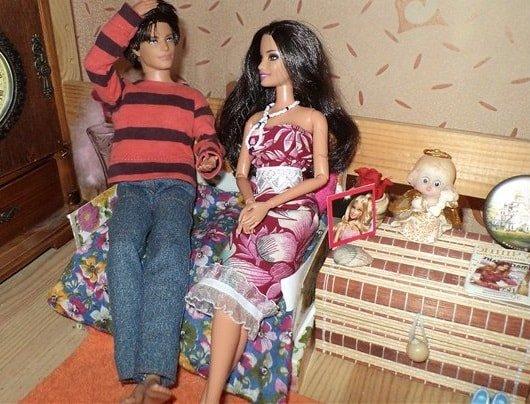 Любимые куклы