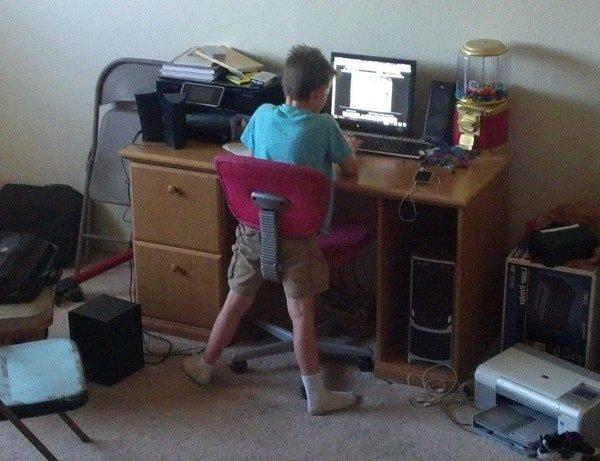 Дети и компьютер – сколько пользы, если умеренно?