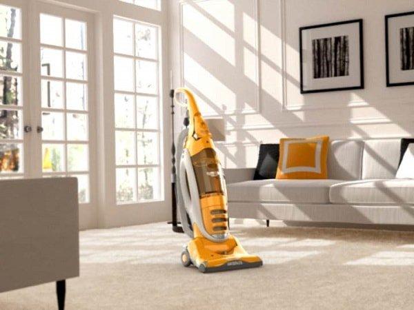 Еженедельная уборка квартиры в хорошем ностроении