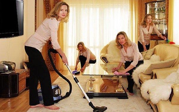 Генеральная уборка квартиры – план и советы
