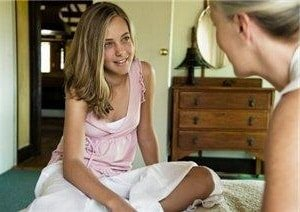 Гигиена девочек бережет здоровье будущих женщин