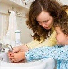 Чистые руки - профилактика глистов