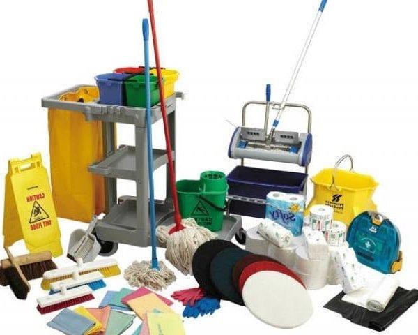 Инвентарь для уборки помещений квартиры и офиса