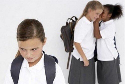 Изгой среди одноклассников
