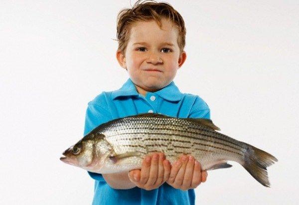 Йод содержится в морепродуктах