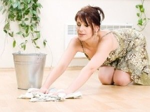 Как быстро сделать уборку в доме