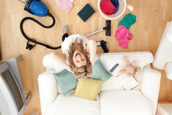 Как быстро сделать уборку дома - советы и план