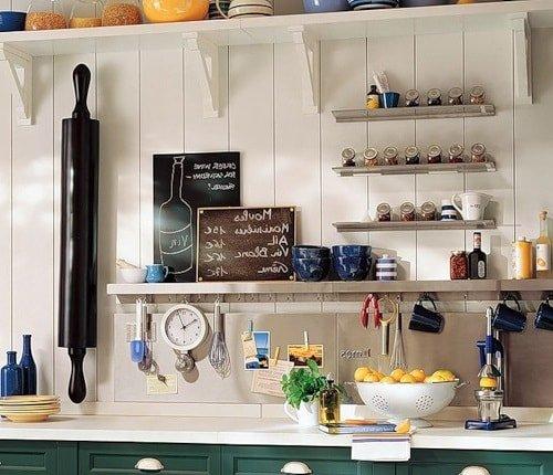 Как организовать пространство на небольшой кухне
