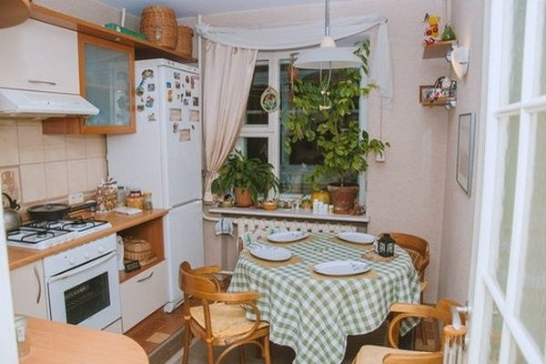 Как сделать квартиру уютной – уютная кухня