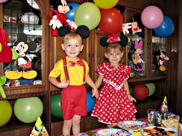 Праздник для детей своими силами