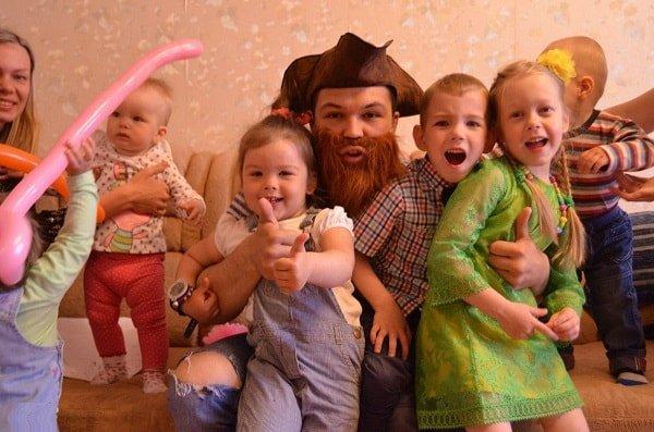 Как сделать праздник для ребенка запоминающимся