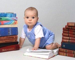 Книжки для годовалого ребенка