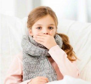 Коклюш у детей - симптомы и лечение