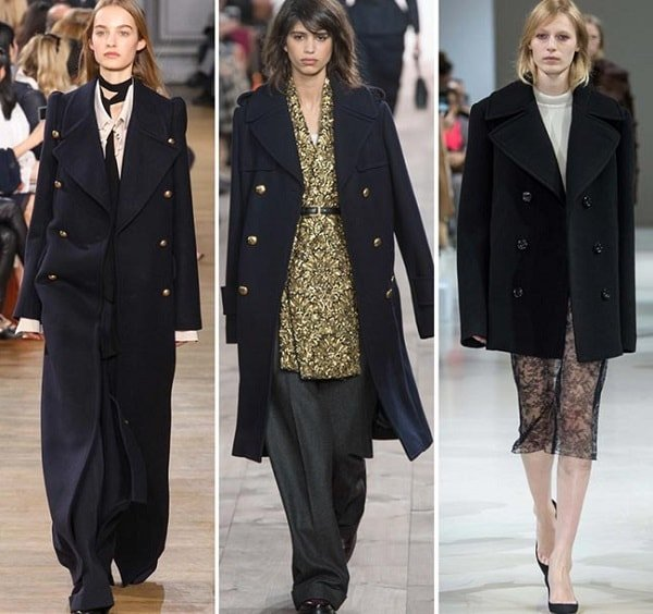 Зима 2015 2016 мода верхняя одежда