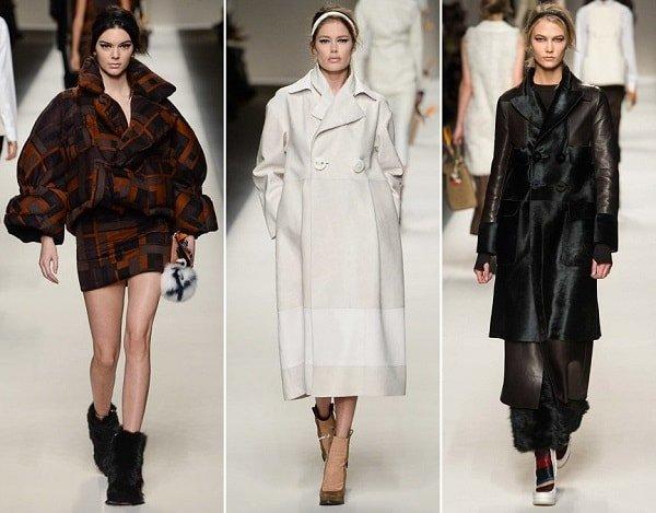 Мода осень-зима 2016-2017 и тенденции верхней одежды