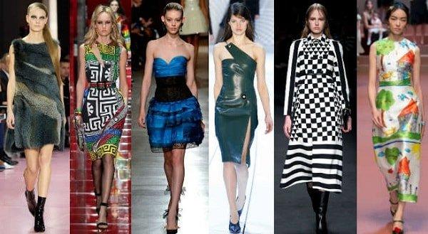 Мода осень-зима 2016-2017 и тенденции платья