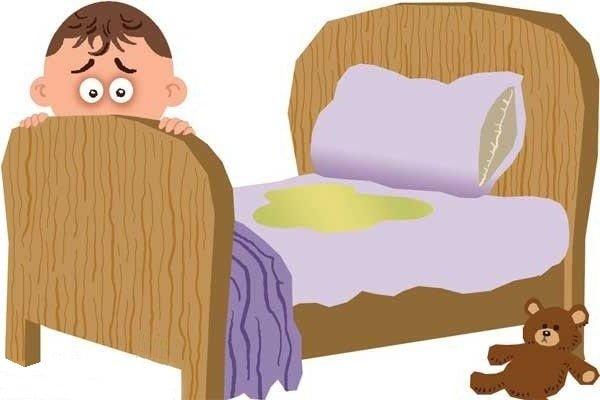 Недержание мочи у детей и детский энеурез