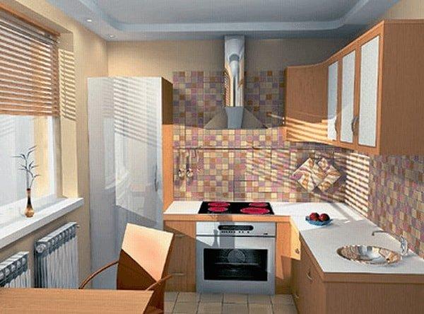 Оформляем маленькую кухню по правилам фото 3
