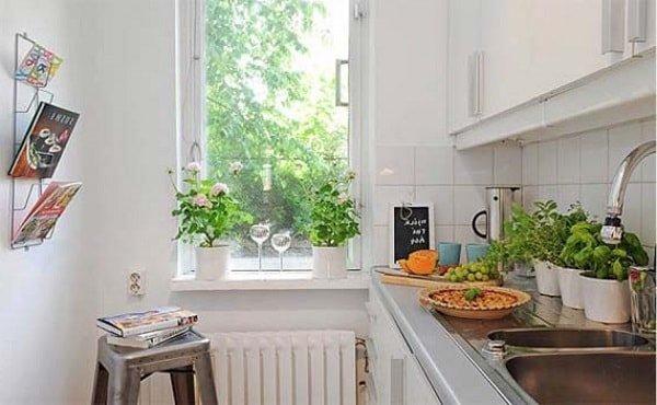 Оформляем маленькую кухню по правилам фото 4