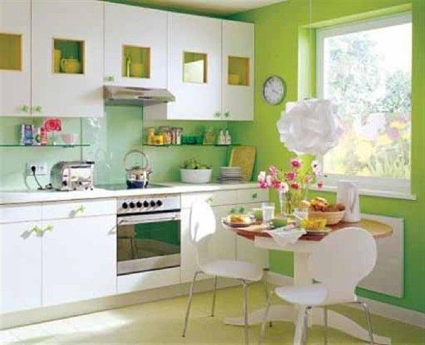 Оформляем маленькую кухню по правилам фото 5