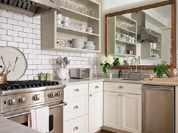 Оформляем маленькую кухню по правилам фото 6