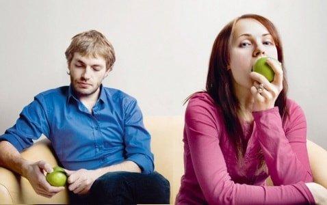 Отличия женской любви от мужской