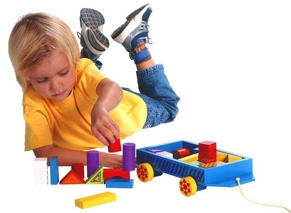 Развитие логического мышления у детей дошкольного возраста