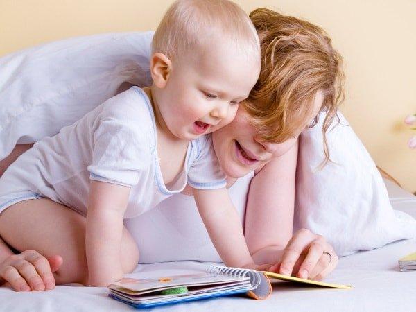 Речевое развитие годовалого ребенка