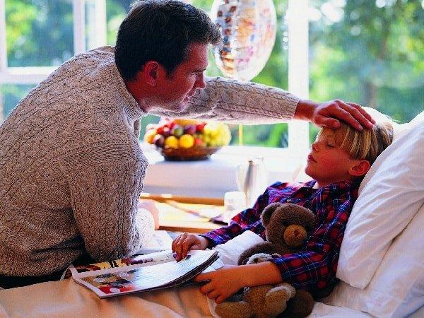Самолечение детей без врачей всегда рисковано!