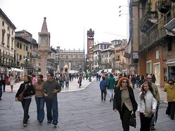 Самые романтические города - Верона
