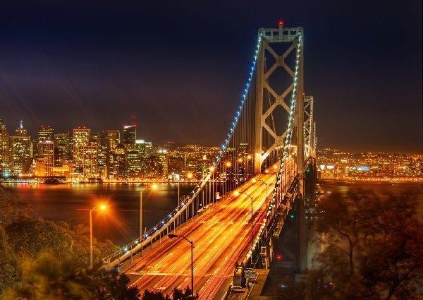Самые романтические города - Сан-Франциско