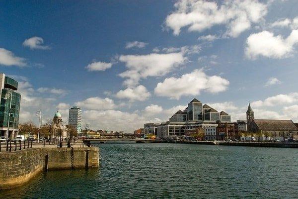 Самые романтические города для влюбленных - Дублин