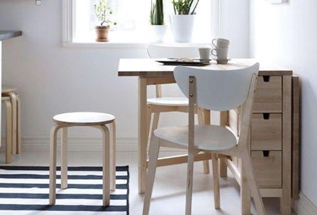 Стол для маленькой кухни фото 2