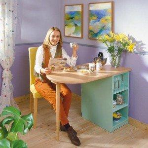 Стол для маленькой кухни фото 6
