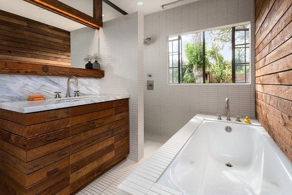 ТОП 5 интересных идей для дизайна ванной