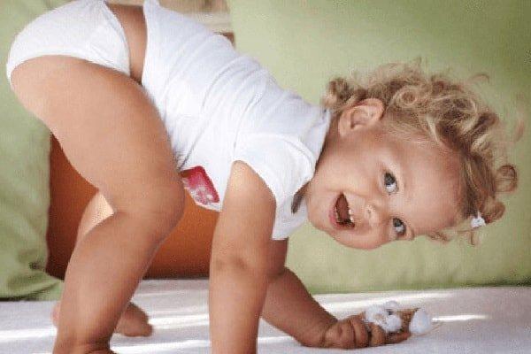 Характер годовалого ребенка