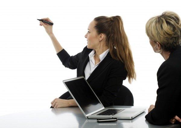 Женская психология на деловом поприще