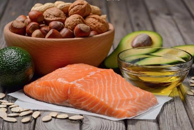 Полиненасыщенные жиры в продуктах.