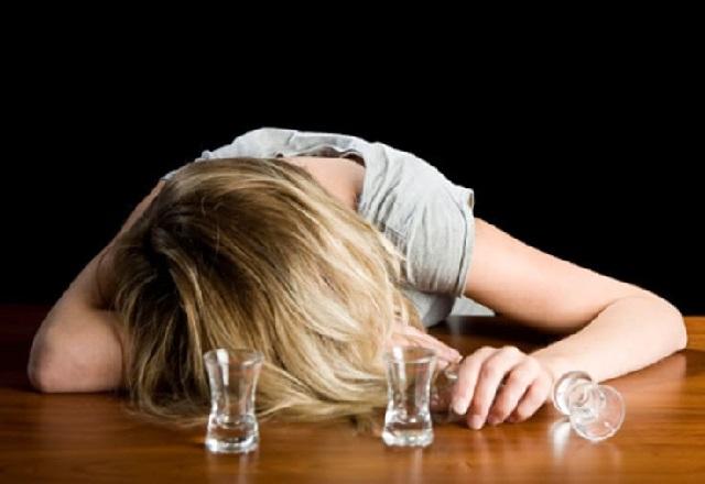 Продромальная стадия алкоголизма.