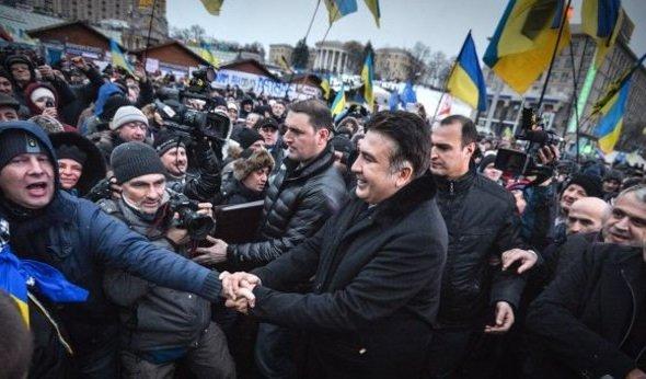 Грузины, которые реформируют Украину