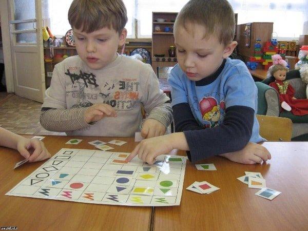Развивающие игры для детей 3 лет.