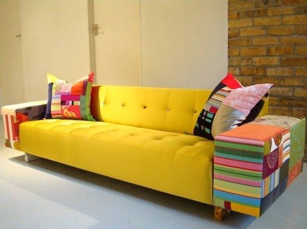 Обновление дивана.