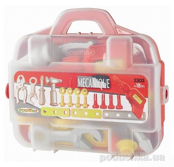 игрушечные инструменты для мальчика Ecoiffier 2303