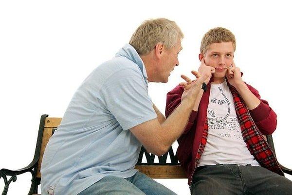 Как ладить с дерзкими подростками